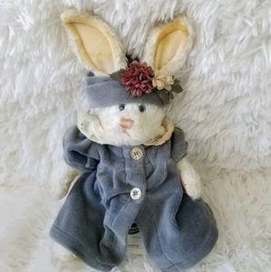 Boyds Bears & Hares Jenna D. Lapinne Rabbit Bunny